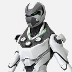 eon-from-fortnite-battle-royale.jpg Download free STL file Eon from Fortnite Battle Royale 3D Model • 3D printer model, tredinium