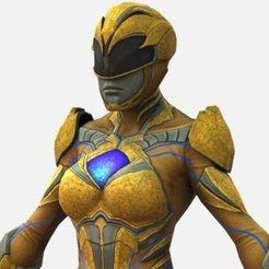 trini-kwan-from-power-rangers-legacy-wars.jpg Download free STL file Trini Kwan from Power Rangers Legacy Wars 3D Model • Model to 3D print, tredinium