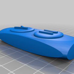 YesNoButton_3.png Download free STL file Yes/No Button from TV Show Bluey • 3D printable template, Rothkin