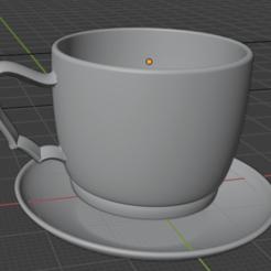 Screenshot_34.png Télécharger fichier STL gratuit collecte de tasses de café 1:3 • Design pour impression 3D, bozicpepsi
