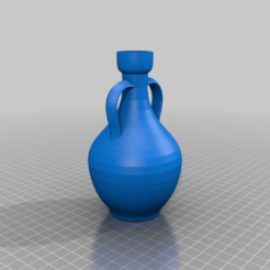 amphora_2.png Télécharger fichier STL gratuit Amphore II • Objet imprimable en 3D, bozicpepsi