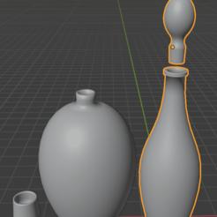 Screenshot (31).png Télécharger fichier STL gratuit collection de bouteilles modèle 1:3 • Design à imprimer en 3D, bozicpepsi