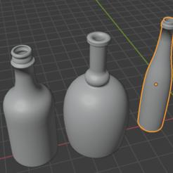 Screenshot_27.png Télécharger fichier STL gratuit collection de bouteilles modèle 1:3 • Design à imprimer en 3D, bozicpepsi
