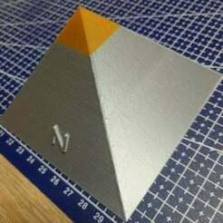 20201214_194700.jpg Download free STL file Pyramid • 3D printer design, bozicpepsi