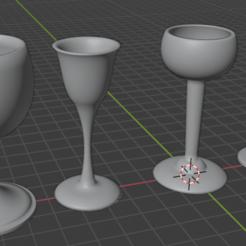 Screenshot_38.png Télécharger fichier STL gratuit Collection de verre III à l'échelle 1:3 • Modèle pour imprimante 3D, bozicpepsi