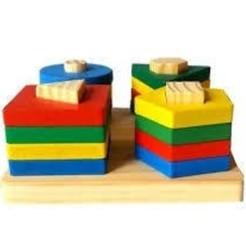puzzle.jpg Download STL file Geometric educational toy • 3D print model, c4rl05