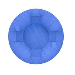 Clutch_bottom.PNG Download STL file VMF Handheld Blender Clutch • 3D printing template, kariotischris