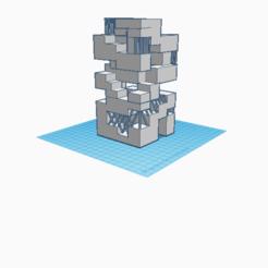 Learning the Moves (1).png Télécharger fichier STL gratuit CUBO MAQUETA SIN MIEDO • Objet à imprimer en 3D, karolayburgabustamante