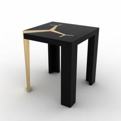 Tree side table 2.jpg Télécharger fichier STL table d'appoint de l'arbre • Design imprimable en 3D, osamagaballah