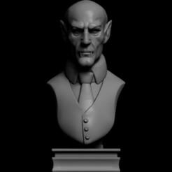 vampire front2.jpg Download STL file Vampire • Model to 3D print, Williamreis