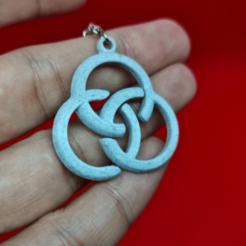 simbolo egipcio.png Download STL file Egyptian symbol earrings • 3D printable object, 3dMestres