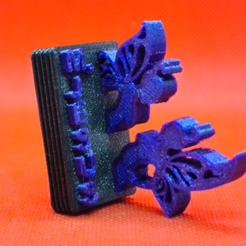 cuelgamscarilla geminis.png Télécharger fichier STL cintre pour masque d'horoscope Gémeaux • Design à imprimer en 3D, 3dMestres