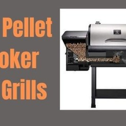 Best-Pellet-Smoker-and-Grills.jpg Download free STL file Best pellet smoker and grill • Template to 3D print, scarlettpenelopegwen