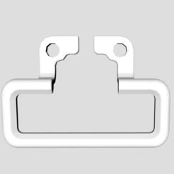Снимок экрана 2020-11-20 в 11.12.00.png Download STL file Printed DJI  FPV adapter for goggle straps • 3D printable model, NikolaFPV