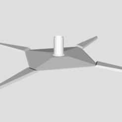 Снимок экрана 2020-11-20 в 11.34.18.png Download STL file Gate stand FPV tiny whoop  • 3D printable design, NikolaFPV