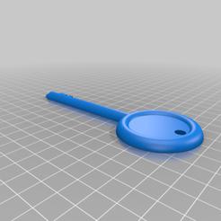 cariboo_key_20190915-69-ejhi2c.png Download free STL file My Customized Cariboo Key • 3D printing object, jignaciotm