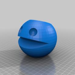 PackMan_Pot.png Télécharger fichier STL gratuit Planteur Pac-Man • Plan pour impression 3D, julioprju