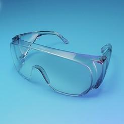 Jafas.jpg Download OBJ file Safety glasses • 3D printer design, dimaricruzchavez