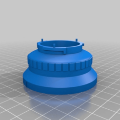 76233e6e68a225f810fefdb1866839ee.png Download free STL file Nikon 1 lens adapter for Pentax K mount (Works Nikon 1 Cameras) • 3D printing design, chubylive