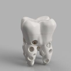 Snímek obrazovky 2020-12-02 181405.png Download STL file Toothbrush holder • Model to 3D print, Buttskin