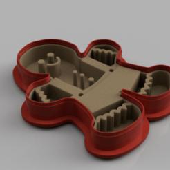 Snímek obrazovky 2020-11-23 204650.png Download STL file cookie cutter • Design to 3D print, Buttskin