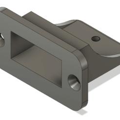 anderson.png Download STL file Anderson Plug Flush Mount • 3D print object, Brad3D