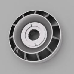 Rodete_Mixto_1Pc_2020-Nov-21_03-47-07PM-000_CustomizedView2149451235.png Télécharger fichier STL gratuit Turbine à gaz à hélice mixte • Plan pour imprimante 3D, Alegalante