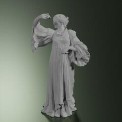 front.jpg Télécharger fichier STL Figurine d'un danseur • Plan pour imprimante 3D, tubbybtch
