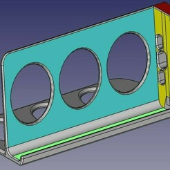 Phone Support.jpg Download free STL file Phone Support with Subwoofer • 3D printing design, mababou