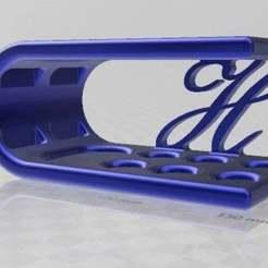 1.jpg Télécharger fichier STL gratuit Porte-brosse à dents • Design imprimable en 3D, hasanrcn