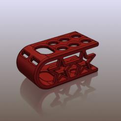 d1.png Download STL file Toothbrush Holder • 3D printing template, hasanrcn