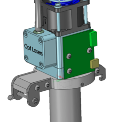 14. Z-Morph 3DP 6W Engraving Laser Head.png Download free STL file Z-Morph 3DP 6W Engraving Laser Head • 3D print object, 3dprintfans