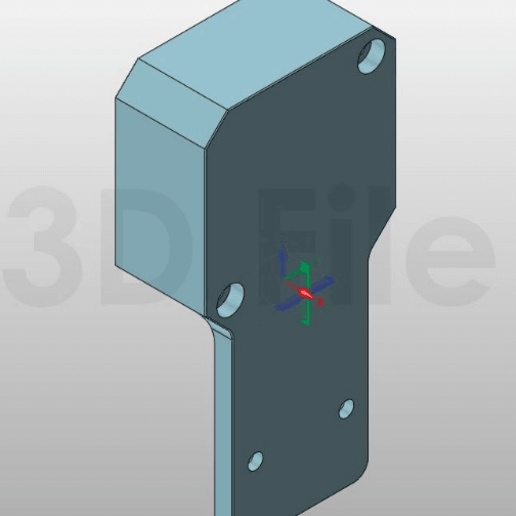 13. Prusa i3 MK3S Laser Mount for Opt Lasers.png Download free STL file Prusa i3 MK3S Laser Mount for Opt Lasers • 3D print object, 3dprintfans