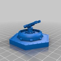 Tau_Aeronautica_Stormfury.png Download free STL file Aeronautica Imperialis Tau Ground Assets • 3D printing design, Waylander87