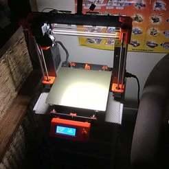9226009C-9DAA-40E6-9A57-403912E2E397.jpeg Download free STL file Prusa i3 MK3 LED Light Bar Clip • 3D print model, RealBadDad