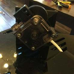 IMG_2686.JPG Télécharger fichier STL gratuit Nema 17 45 degré mount • Modèle à imprimer en 3D, RealBadDad