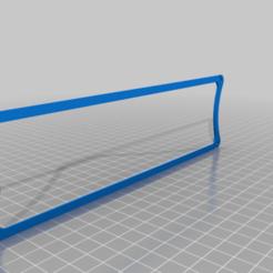 So_rejas_10_stl.png Download free STL file Mask Adjuster. Large size - Covid-19 • 3D printing design, Sonica