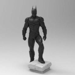pose batman.jpg Download free STL file batman pose • 3D printable object, maximilianopascarelli