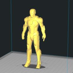ironman.png Download free STL file IRONMAN figure • 3D printer design, maximilianopascarelli