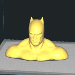 tananananan.png Download free OBJ file BATMAN'S BUST • 3D printing design, maximilianopascarelli