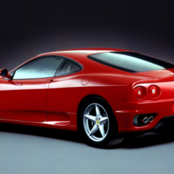 360 MODENA.PNG Download free STL file FERRARI 360 MODENA 1:28 MINI-Z • Design to 3D print, tecnostudio3d