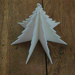 SAPIN.jpg Télécharger fichier STL gratuit L'arbre de Noël • Objet à imprimer en 3D, vonderwald