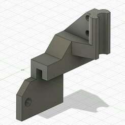 Capture_décran_2020-12-19_235336.jpg Download free STL file Ender 3 V2 - PTFE tube guide • Object to 3D print, vonderwald