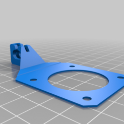 cable_guide.png Download free STL file Ender 3V2 Cable guide • Template to 3D print, vonderwald