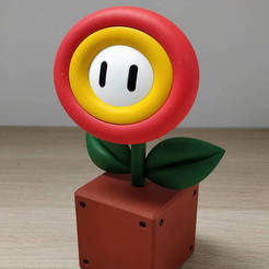 full_flower_real.jpg Download free STL file Mario fire flower • 3D print design, GedeonLab