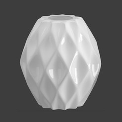 05.jpg Download STL file vase - 2 • 3D print template, elcardiso
