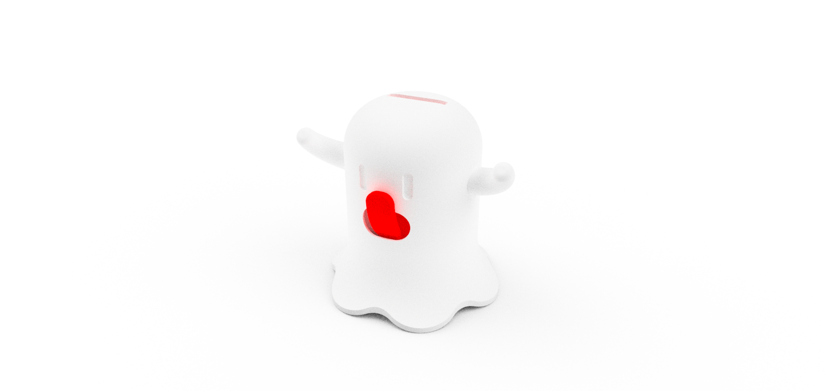 PB-00 open.png Download STL file Spooky Money Jar • Template to 3D print, Timtim