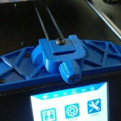 IMG_20210121_084715_1280x720.jpg Download STL file Anycubic i3 Mega S Y-carriage Belt Tensioner • Design to 3D print, benspawn