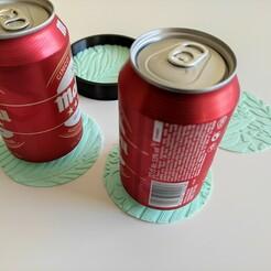 IMG_20210122_101539.jpg Télécharger fichier STL gratuit Morris Coasters • Modèle pour impression 3D, Cosoteca