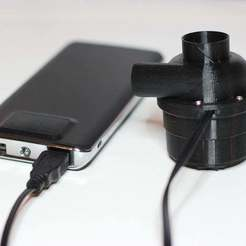 IMG_4427.JPG Download free STL file Portable mini usb air compressor (for inflatable bed) • Template to 3D print, parek